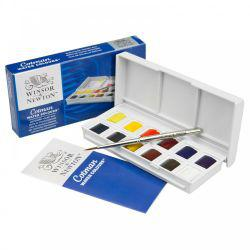 Cotman Watercolour Metal Sketchers Box Set
