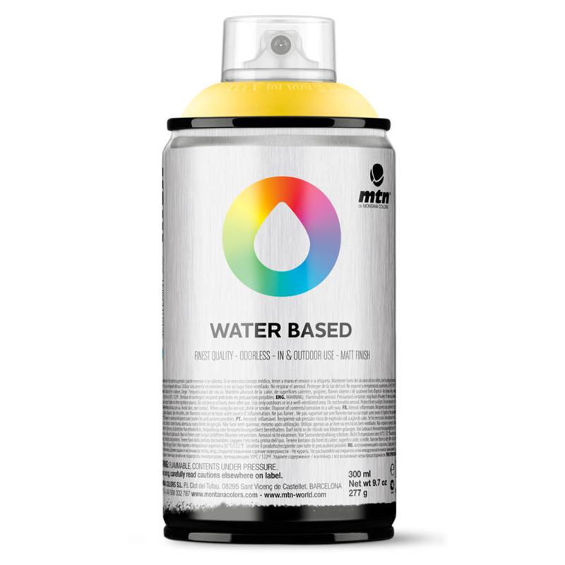 Montana MTN Waterbased Spray Paints (300ml)
