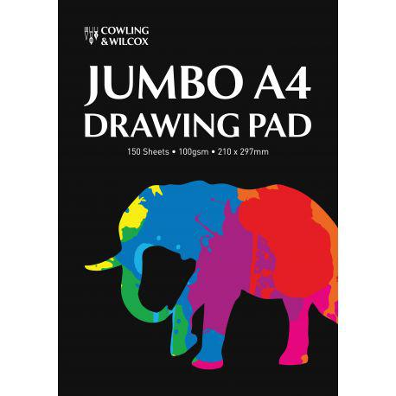 Jumbo A4 Drawing Pad