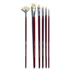 Cowling & Wilcox Exclusive Brush Set Hogs