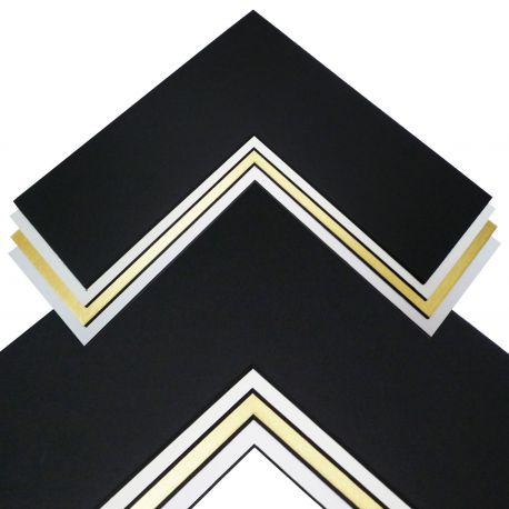 Studland Cream Core Mountboard A1 Pack of 5