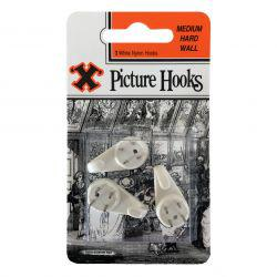 X Picture Hooks