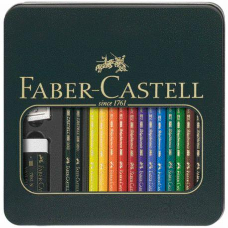 Faber Castell Polychromos Mixed Media Set