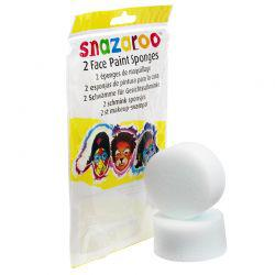 Face Paint Sponges (Pack of 2)