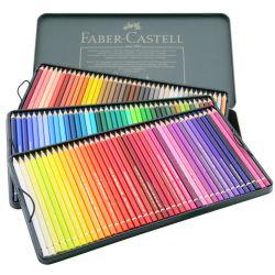 Faber Castell Polychromos Pencils Tin of 120