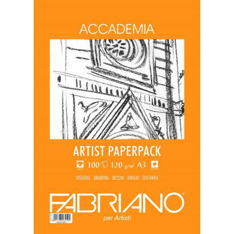 Fabriano Artist Paper Pack 120gsm A3