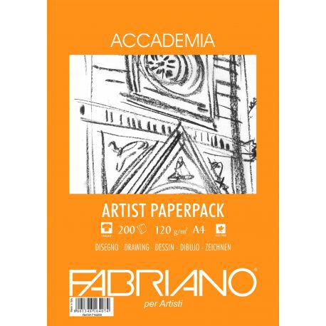 Fabriano Artist Paper Pack 120gsm A4