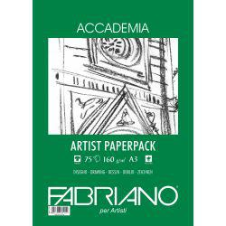 Fabriano Artist Paper Pack 160gsm A3