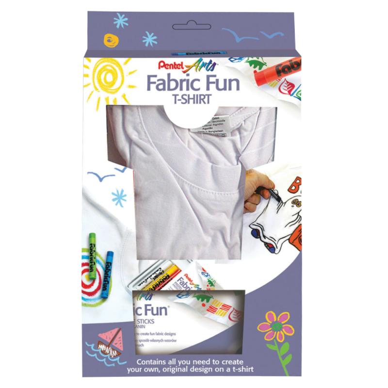 Fabric Fun T-Shirt Set