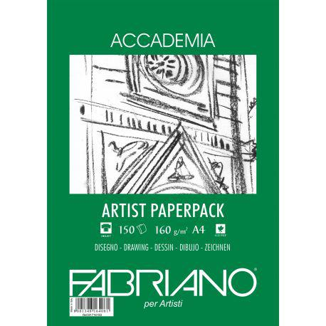 Fabriano Artist Paper Pack 160gsm A4