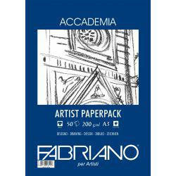 Fabriano Artist Paper Pack 200gsm A3