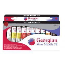 Georgian Water Mixable Oil Set (10 x 20ml)