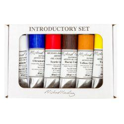 Artists Oil Introduction Set of 6