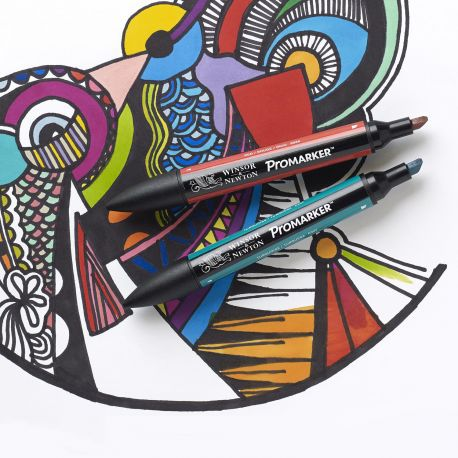 ProMarker Collection of 56 Markers