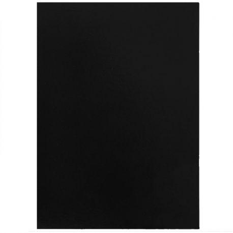 Hard Back Sketchbook Black Cover 110gsm