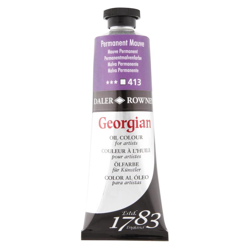 Georgian Oil Colour 75ml