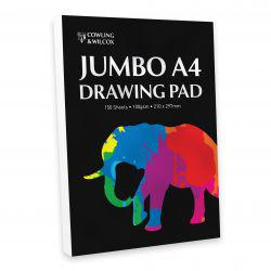 Jumbo A4 Drawing Pad