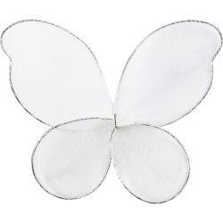 Angel Wings, size 7,5x5,5 cm, 6pcs.