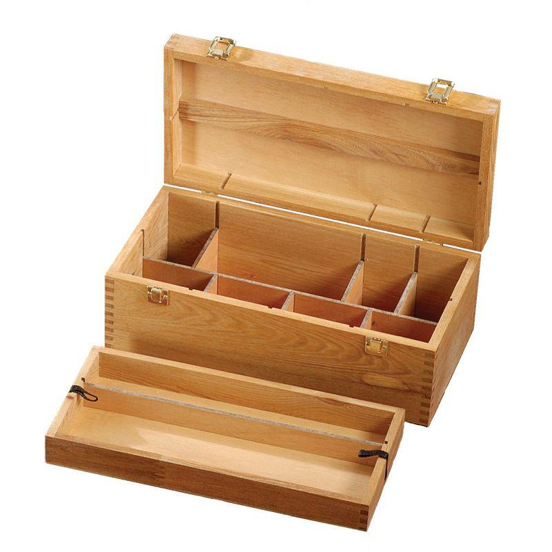 Loxley Howden Wooden Box - Cowling & Wilcox Ltd.
