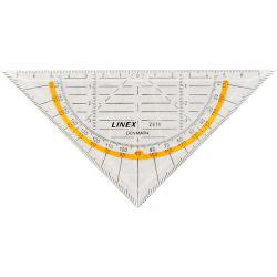 Protractor, W: 16 cm, 1pc.