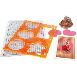 Fiskars ShapeCutter - Starter Kit, 1set.