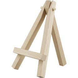Mini Easel, H: 12 cm, 1pc.