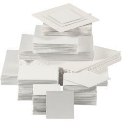 Canvas Panels, thickness 3 mm, 280 g, 110pcs.