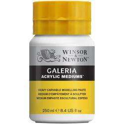 Galeria Medium: Heavy Carvable Modelling Paste (250ml)