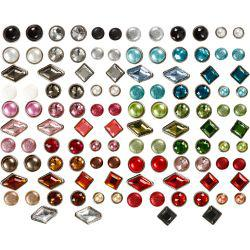 Vivi Gade Design Deco Rivets, size 8-18 mm, 7x10packs.