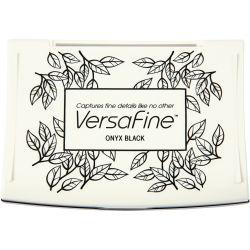 VersaFine Ink Pad, size 9x6x2 cm, black, 1pc.