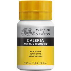 Galeria Medium: Satin Varnish (250ml)