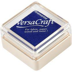 Stamp Pad, size 24x24 mm, ultra marine, 1pc.