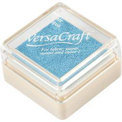 Stamp Pad, size 24x24 mm, pale aqua, 1pc.