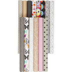 Wrapping Paper, W: 50 cm, 65+80 g, Everyday, 14x5m.