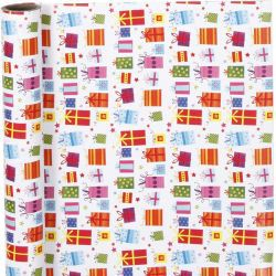 Wrapping Paper, W: 50 cm, 80 g, gifts, 5m.