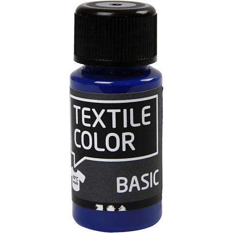 Textile Color, primary blue, 50ml.