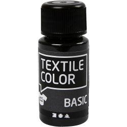 Textile Color, black, 50ml.