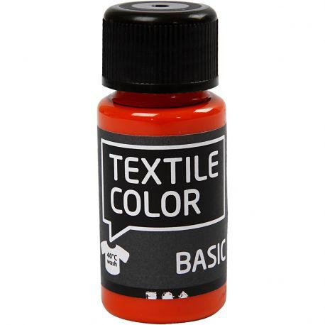 Textile Color, orange, 50ml.