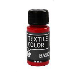 Textile Color, primary red, 50ml.