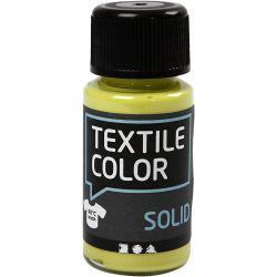 Textile Solid, kiwi, Opaque, 50ml.