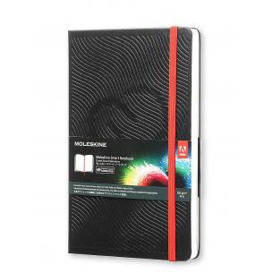 Moleskine Smart Note Book Creative Cloud Connected
