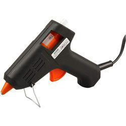 Mini Glue Gun, Low Temperature, 1pc.