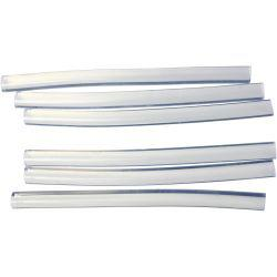 Glue gun sticks, D: 7 mm, L: 10 cm, 25pcs.