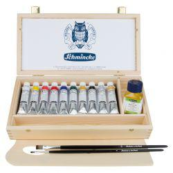 Akademie Oil Set 79707 (10 x 20ml + Accessories)