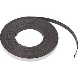 Magnetic Strip, W: 12,5 mm, thickness 1,5 mm, 10m.