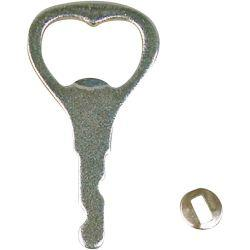 Bottle Opener for handle, L: 7 cm, 5pcs.