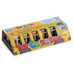 Bus Poster Paint Set (8 x 25ml)