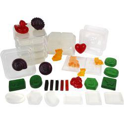 EasyKit Soap Factory, Approx. 50 pce of soap, 1set.