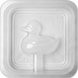 Casting Mould, 3D - Duck, 1pc.