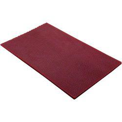Beeswax Sheets, size 20x33 cm, claret, 1pc.